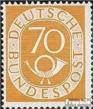 Prophila Collection BRD (BR.Deutschland) 136 1952 Posthorn (Briefmarken für Sammler)