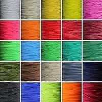 5m Hutgummi 2mm breit (0,50€/m)- 7504-weinrot