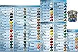 Revell Email Color couleurs–10Pot a 14ml–Sélection de couleurs par e-mail