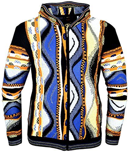 Paolo Deluxe Goldline Strickjacke Vitoo (L) - Deluxe Pullover