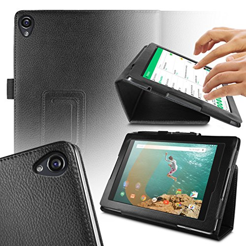 Orzly®   NEXUS 9 Tablet Case   FUNDA SOPORTE INTEGRADO