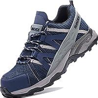 SUADEEX Chaussures de Sécurité Homme Chaussure de Travail Homme Anti-Pression et Anti-crevaison Léger Respirante…
