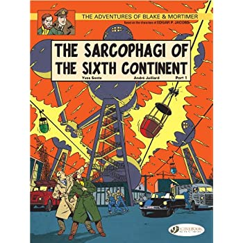 Blake & Mortimer - tome 9 The Sarcophagi of the sixth continent partie 1 (09)