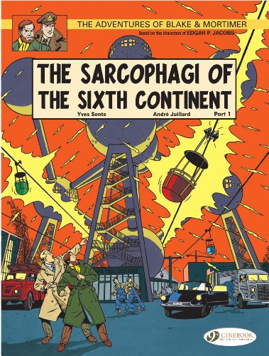 The Sarcophagi of the Sixth Continent. Part 1 The Universal Threat