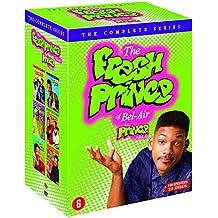 Le Prince de Bel-Air - l'Intégrale de la Série ( Saisons 1 à 6 ) - Coffret DVD
