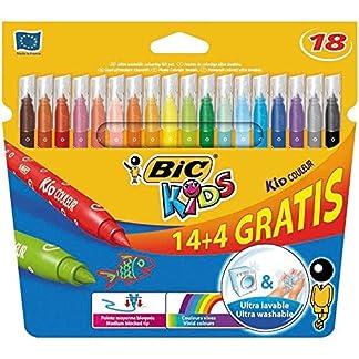 BIC 841802 – Blíster con 18 rotuladores
