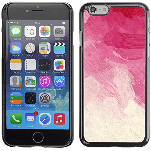 Graphic4You COLORED WOOD PLANKS Muster Harte Hülle Case Tasche Schutzhülle für Apple iPhone 6 Plus / 6S Plus Design #7