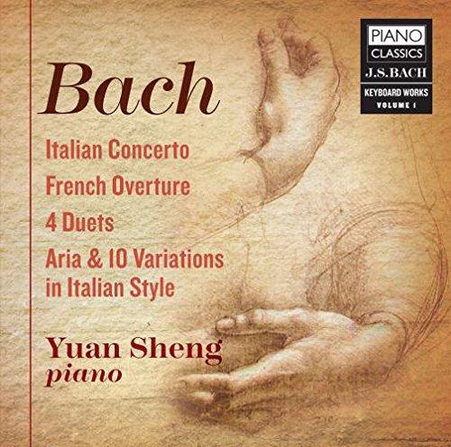 Italienisches Konzert/Französische Ouvertüre/+