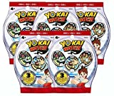Channeltoys - Yo-kai watch - 5 Blind Bag yokai medals series 2 - 15 medals random yokai watch
