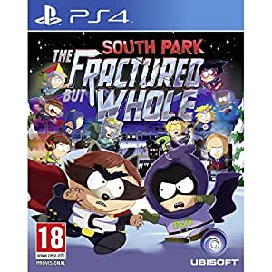 Ubisoft South Park: The Fractured but Whole, PS4