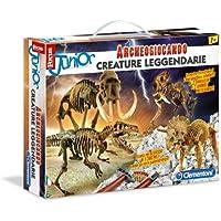 Clementoni 13886 - Focus Junior Archeogiocando Creature Leggendarie