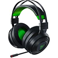 Razer Nari Ultimate – Wireless Gaming Headset (Bluetooth Gaming Headset with HyperSense Technology, THX Spatial Audio 360 Degree & RGB Chroma for Xbox One)