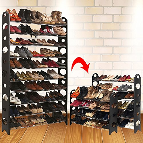 ProBache - Etagère range chaussures modulable 50 paires