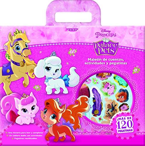 Princesas. Palace Pets. Maletín de cuentos, actividades y pegatinas (Disney. Palace Pets)