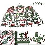 SAFETYON Spielzeug Soldaten Armee Spielzeug Für Jungen Traditionellen Grünen Kunststoff Für Armee Militärische Kriegsspiele Armee Kampf Spiel Spielzeug Soldat Set
