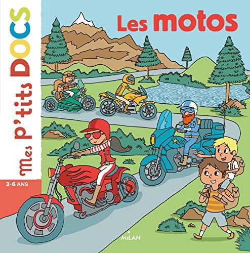 Les motos (Mes p'tits docs)