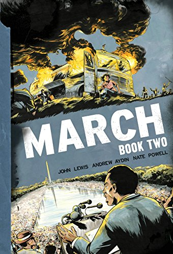 March: Book Two por John Lewis