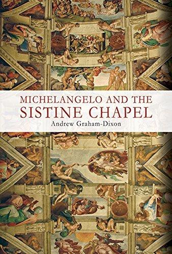 Portada del libro Michelangelo and the Sistine Chapel by Andrew Graham-Dixon (2016-02-09)