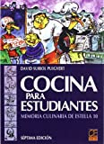 Cocina para estudiantes - memoria culinaria de estella 10