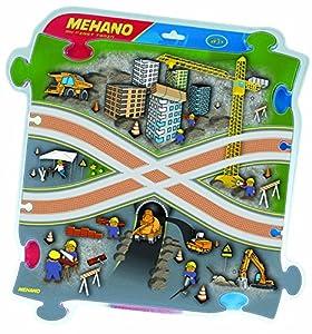 Mehano 58548Mi Primer Tren-Puzzle X