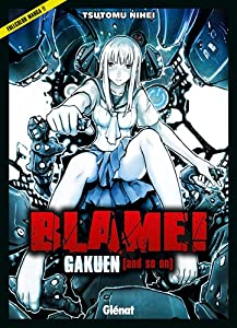 Blame Gakuen and so on Edition simple One-shot