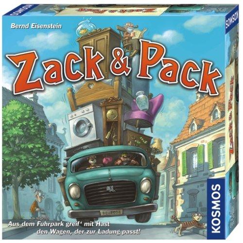 KOSMOS 6903970 - Zack und Pack
