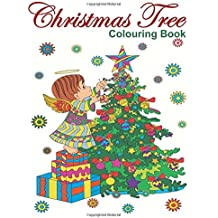 Christmas Tree Colouring Book Magical Trees For A Creative And Festive