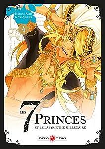 Les 7 Princes et le labyrinthe millénaire Edition simple Tome 4