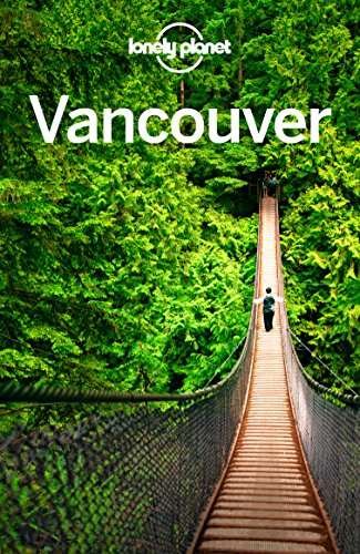 Lonely Planet Vancouver (Travel Guide) (English Edition)