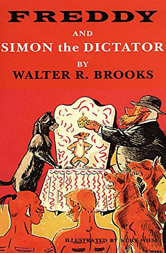 Freddy and Simon the Dictator (Freddy the Pig Book 24) (English Edition)