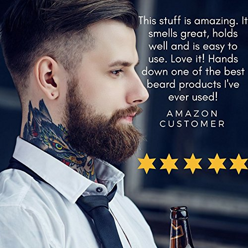 Modern-Day-Duke-Beard-Balm-XL-60ml-Leave-in-beard-Conditioner-containing-Cocoa-Butter-Shea-Butter-Sweet-Almond-Oil-Ceadarwood-and-Lime-Premium-Beard-Balm-for-Beards-Mustaches-Goatees-the-Best-for-Thic
