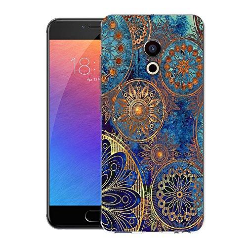Meizu Pro 6 Handy Tasche, FoneExpert® Ultra dünn TPU Gel Hülle Silikon Case Cover Hüllen Schutzhülle Für Meizu Pro 6
