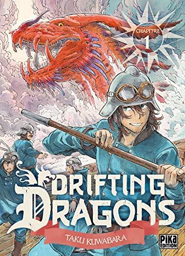 Couverture du livre Drifting Dragons Chapitre 1