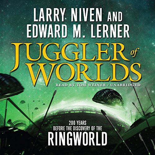 Juggler of Worlds (Ringworld Prequels)