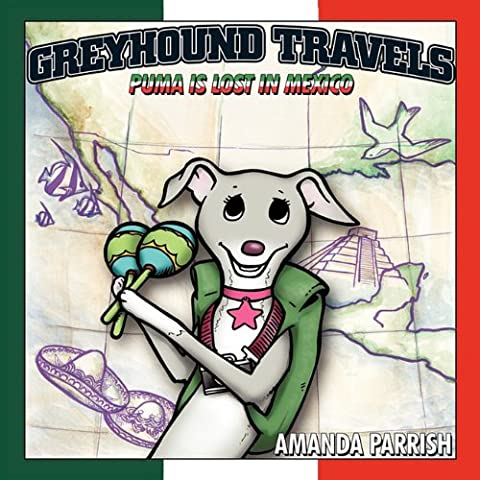 Greyhound Travels: Puma is Lost in Mexico