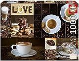 Educa 17663 1000 Kaffee, Multicolour