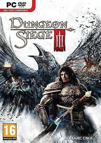 Dungeon Siege III 3 PC Spiel Spiel DEUTSCH Anleitung Französisch (Dungeon Siege Iii)