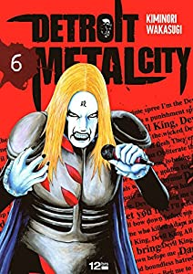 Detroit Metal City Edition simple Tome 6