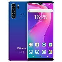 Blackview A80 Pro (2020) Smartphone, 6,49 Zoll Dot Drop Anzeige, 4GB RAM+64GB ROM, 4680mAh Akku, 13MP+8MP Kamera…