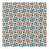 Vliestapete Premium Tile Tapete–marokkanischem Mosaik-Stil Tile–Fototapete breit