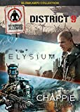 District 9 / Elysium / Chappie [DVD...