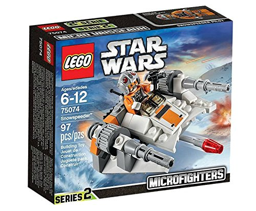 LEGO-Star-Wars-75074-Snowspeeder-Set