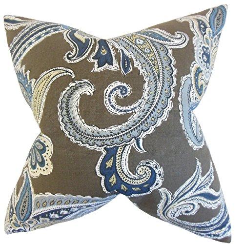 Europäische Paisley-sham (The Pillow Collection Kalani Paisley-Bettwäsche, 66 x 66 cm)