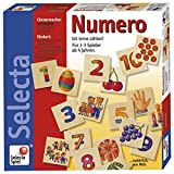 Selecta 63011 Numero, Kinderspielzeug