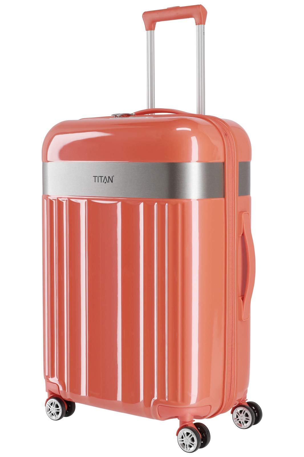 Titan-Gepckserie-Spotlight-Flash-Edle-Titan-trolleys-und-Beautycases-in-Knallbunten-Trendfarben-Koffer-M-67-cm-67-cm
