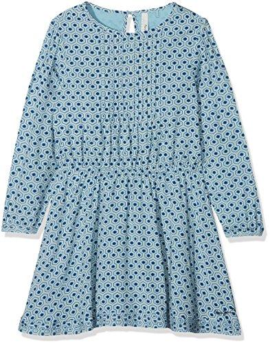Pepe Jeans Mädchen Kleid Dariel Jr, Mehrfarbig (Multi Bleu 0aa), 164 (Herstellergröße: 14)