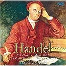Georg Friedrich Haendel : Musique de chambre (volume 2)