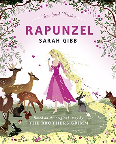 Rapunzel (Best-Loved Classics)