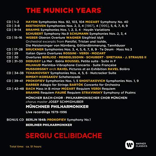 The Munich Years