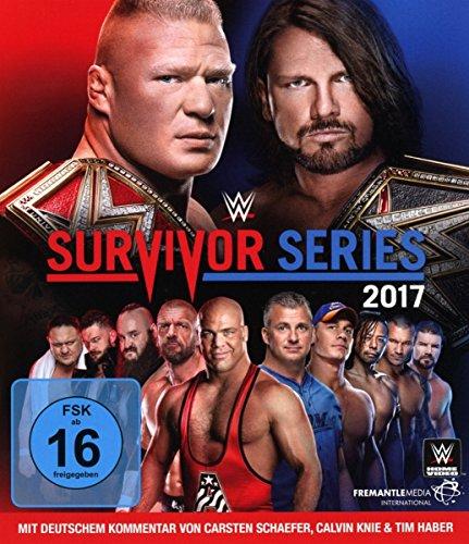 WWE - Survivor Series 2017 [Blu-ray]